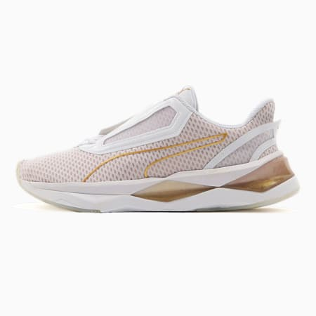 LQDCELL Shatter XT Metal Women's Training Shoes, Puma White-Rose Gold, small