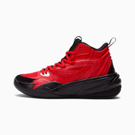 Zapatos para básquetbol RS-DREAMER 2 JR, High Risk Red-Puma Black, pequeño
