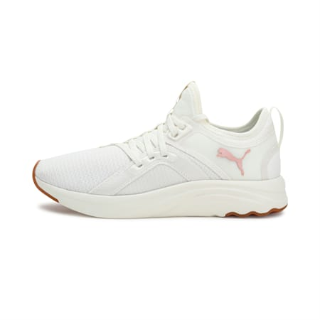 Softride Sophia Eco Women's Running Shoes, Marshmallow-Rose Gold, small-IND
