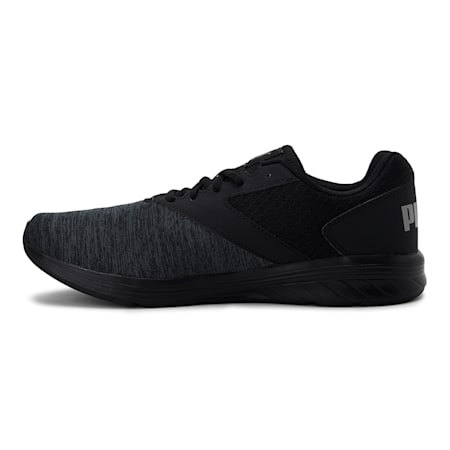 Trigger Unisex Shoes, Puma Black-Ultra Gray, small-IND