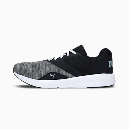 Trigger Unisex Shoes, Puma Black-Puma White-Quarry, small-IND
