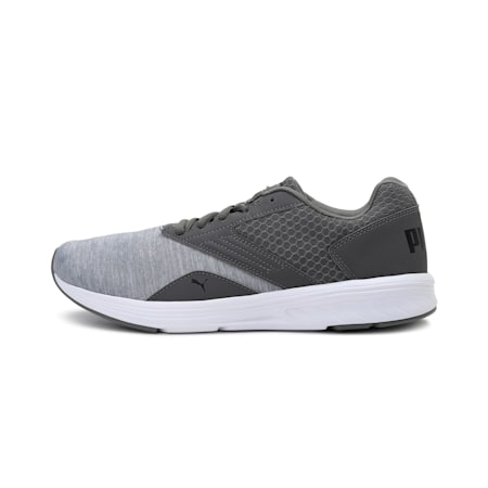 Trigger Unisex Shoes, Ultra Gray-Puma White-P Blk, small-IND
