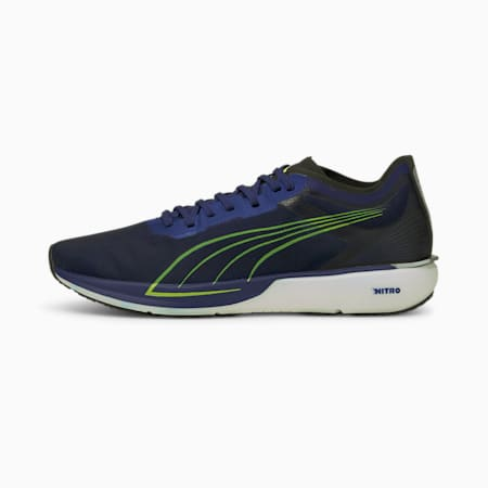 Chaussures de sportLiberate NITRO, homme, Bleu Electro-Jaune alerte, petit
