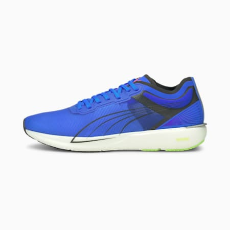 Liberate NITRO Men's Running Shoes, Bluemazing-Puma Black, small-GBR