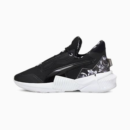 Provoke XT Untamed Floral Women's Training Shoes, Puma Black-Puma White, small-IND