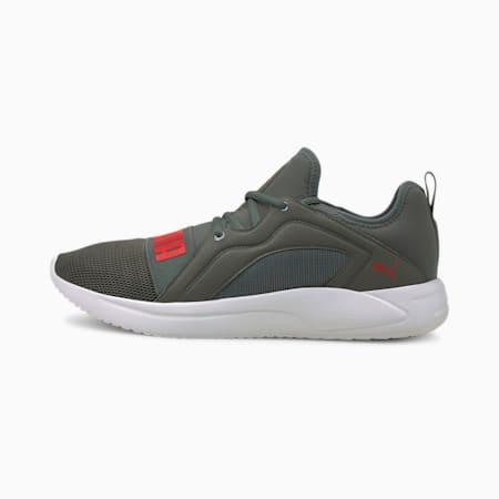 Resolve Street Men's Running Shoes, CASTLEROCK-High Risk Red, small-IND