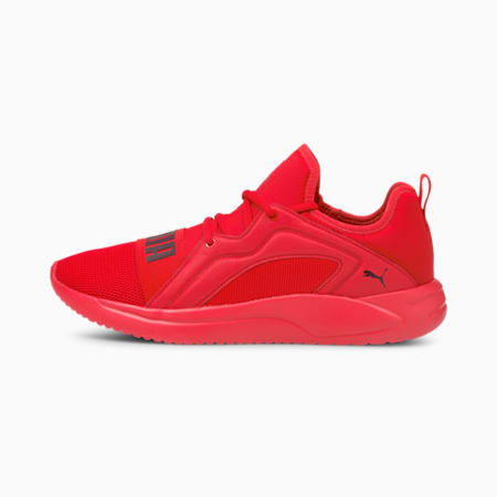 Resolve Street Men's Running Shoes, High Risk Red-Puma Black, small-IND