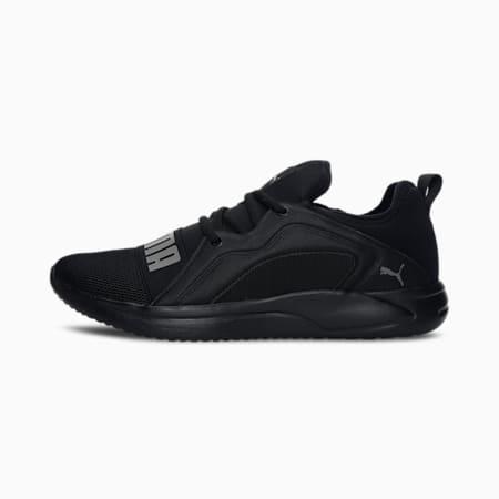 Resolve Street Men's Running Shoes, Puma Black-CASTLEROCK, small-IND