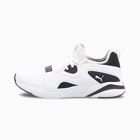 Softride Rift Breeze Men's Running Shoes, Puma White-Puma Black, small-IND