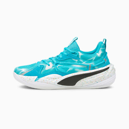 RS-Dreamer Super Mario Sunshine™ Basketball Shoes, Puma White-Blue Atoll, small