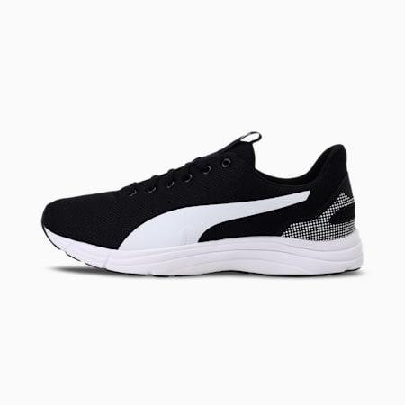 Expedite IDP Men's Shoes, Puma Black-Puma White, small-IND