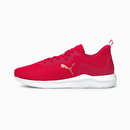 Softride Finesse Women's Running Shoes, Persian Red-Rose Gold, small-IND