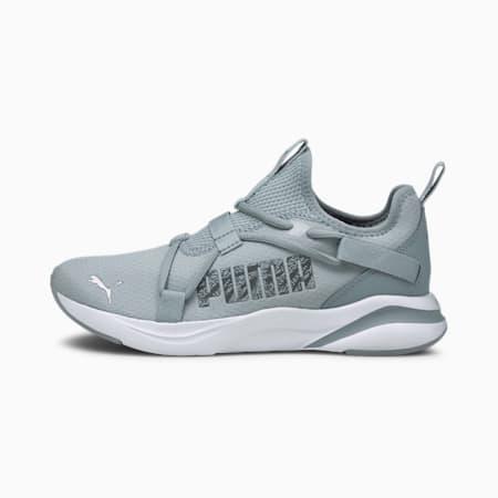 Softride Rift Slip-On Animal Women's Running Shoes, Quarry-CASTLEROCK, small-IND