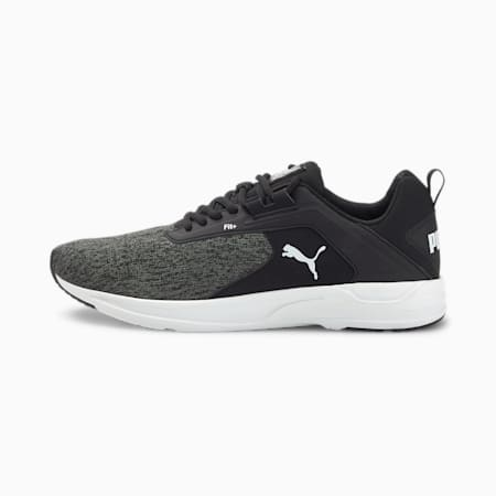 Comet 2 ALT Beta Running Shoes, Puma Black-Puma White, small-IND