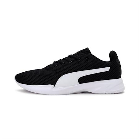Brujas Unisex Shoes, Puma Black-Puma White, small-IND