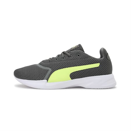Brujas Unisex Shoes, Ultra Gray-Fizzy Yellow, small-IND