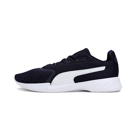 Brujas Unisex Shoes, Peacoat-Puma White, small-IND
