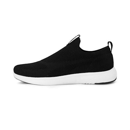 Softride Clean V2 Men's Shoes, Puma Black-Puma White, small-IND
