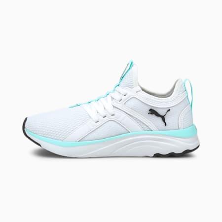Zapatos deportivosSoftRide SophiaJR, P.White-Is. Paradise-P.Black, pequeño