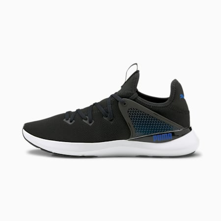 Pure XT Men's Training Shoes, Puma Black-Puma White-Future Blue, small-IND