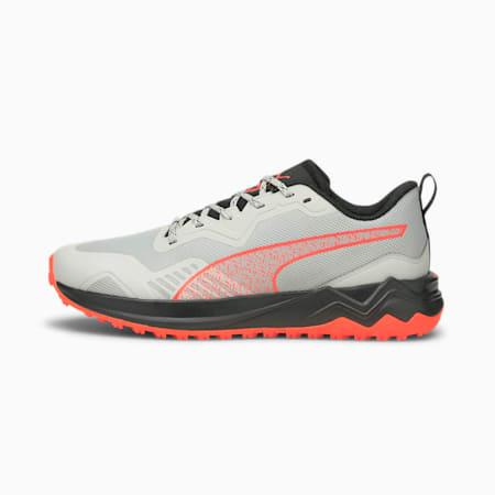 Chaussures de sport Better Foam Xterra, Gris violet-Noir Puma-Explosion de lave, petit