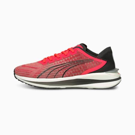 Electrify Nitro Women's Running Shoes, Sunblaze-Puma Black, small