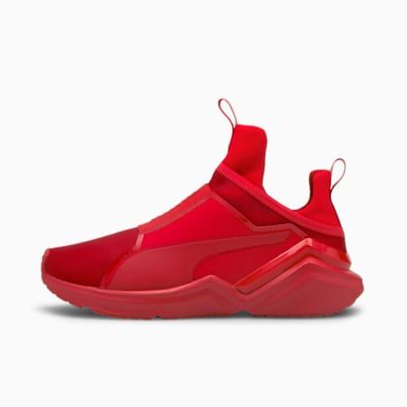 Zapatos de entrenamientoFierce 2para mujer, High Risk Red-Puma Black, pequeño