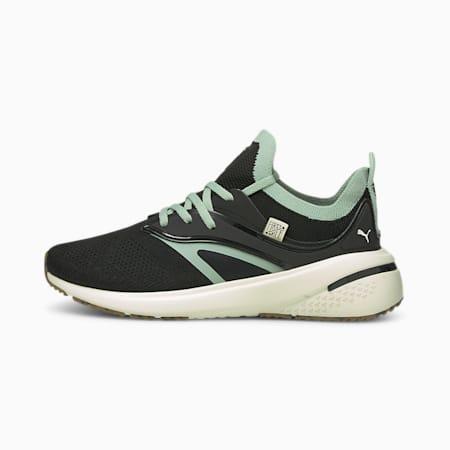 Zapatos de entrenamiento PUMA x FIRST MILE Forever XT Utility para mujer, Puma Black, pequeño