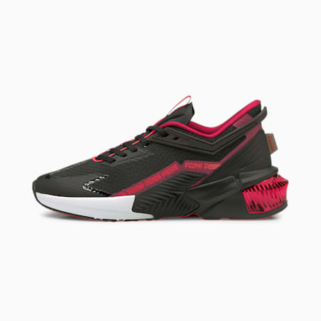 Provoke XT FTR Women's Training Shoes, Puma Black-Puma White, small-GBR
