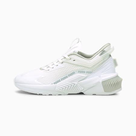 Provoke XT FTR Women's Training Shoes, Puma White-Gray Violet, small-IND