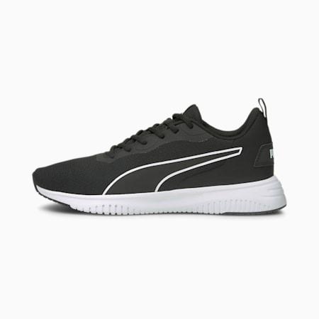 Flyer Flex Running Shoes, Puma Black-Puma White, small-GBR