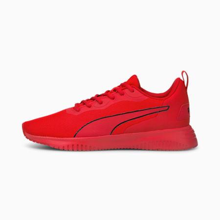 Zapatos para correr Flyer Flex, High Risk Red-Puma Black, pequeño