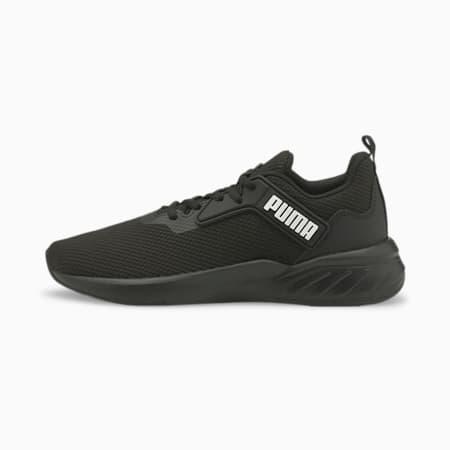 Zapatos para correr Erupter para mujer, Puma Black-Puma White, pequeño