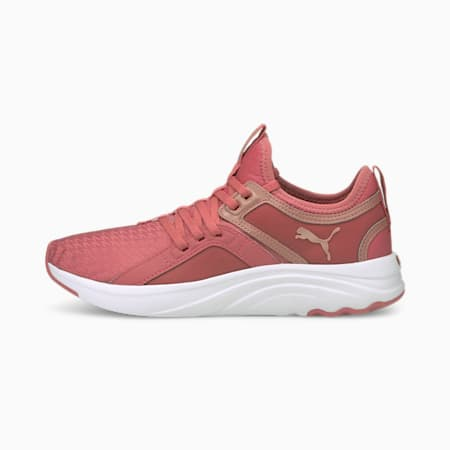 Softride Sophia Q4 Shine Women's Running Shoes, Mauvewood-Rose Gold, small-GBR