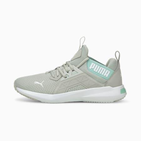 Zapatos para correr Softride Enzo NXTpara mujer, Gray Violet-Eggshell Blue-Puma White, pequeño