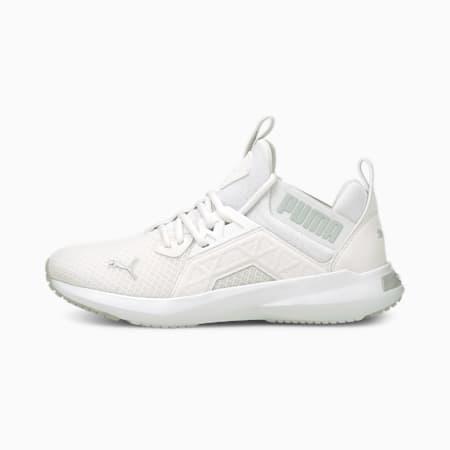 Zapatos para correr Softride Enzo NXTpara mujer, Puma White-Gray Violet, pequeño