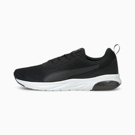 Cell Scion Unisex Running Shoes, Puma Black-Puma White, small-IND