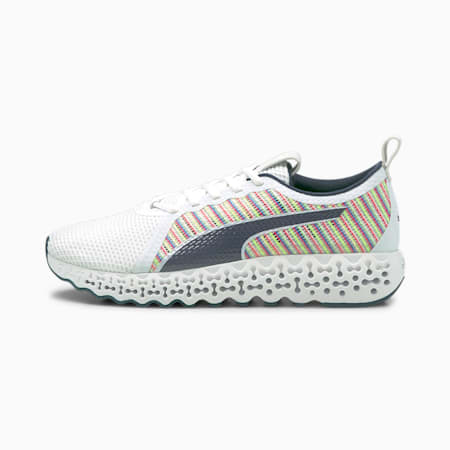 Calibrate Runner Unisex Spectra Running Shoes, Puma White, small-IND