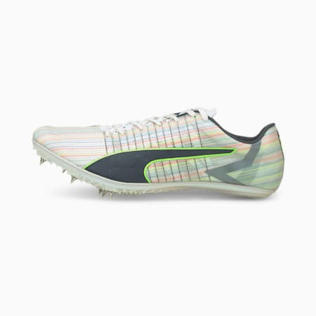 evoSPEED TOKYO BRUSH SP Track and Field Shoes, Puma White-Spellbound, small