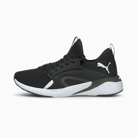 Zapatos para correrBETTER FOAMAdore para mujer, Puma Black-Puma White, pequeño