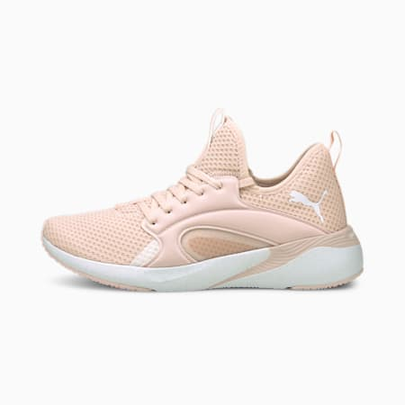 Better Foam Adore Women's Running Shoes, Lotus-Puma White, small-IND