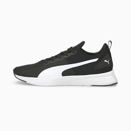 FLYER Runner Mesh Running Shoes, Puma Black-Puma White, small-SEA
