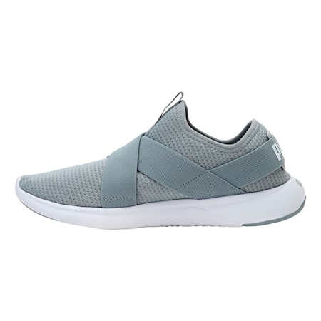 SOFTRIDE Vital Strap Women's Shoes, Marshmallow-Puma White, small-IND