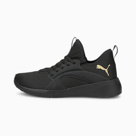Chaussures de sport Better Foam Adore Shine, femme, Noir PUMA-Équipe or PUMA, petit