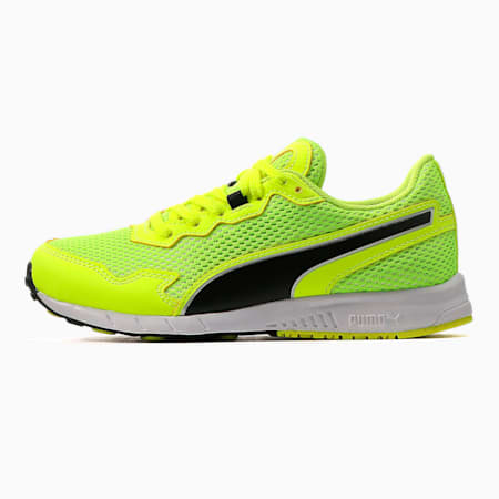 Zapatos deportivos Speed Monster JR, Yellow Alert-Puma Black, pequeño