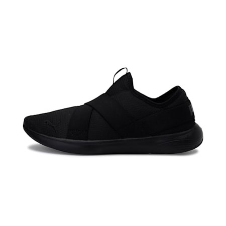 Softride Vital Strap Men's Shoes, Puma Black-Puma Black, small-IND