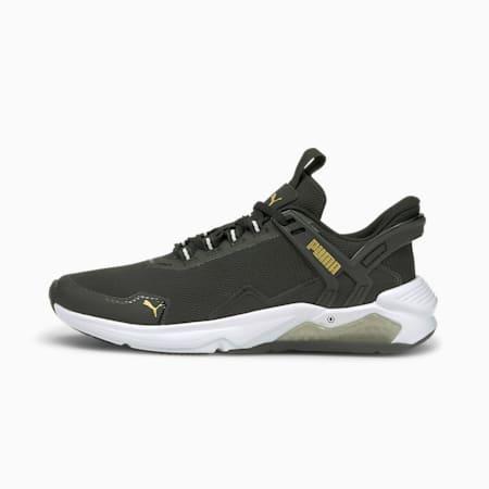 LQDCell Method 2.0 Moto Women's Training Shoes, Puma Black-Puma White-Puma Team Gold, small