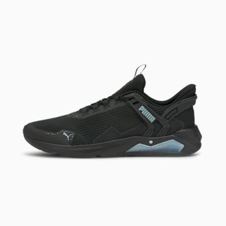 Chaussures de sport LQDCell Method 2.0 Moto homme, Puma Black-Blue Fog, small