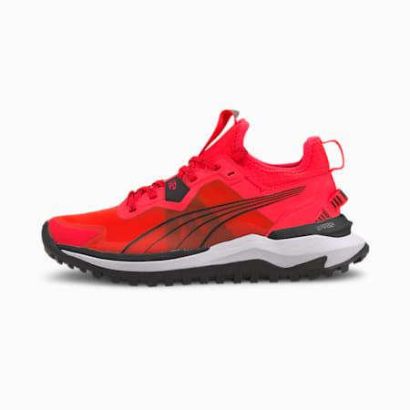 Voyage Nitro Women's Running Shoes, Sunblaze-Puma Black, small-GBR
