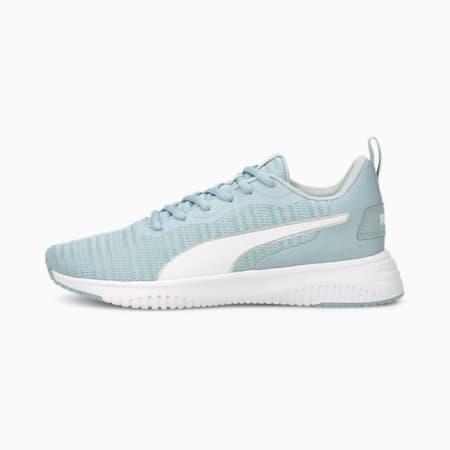 Flyer Flex Women's Running Shoes, Blue Fog-Metallic Silver, small